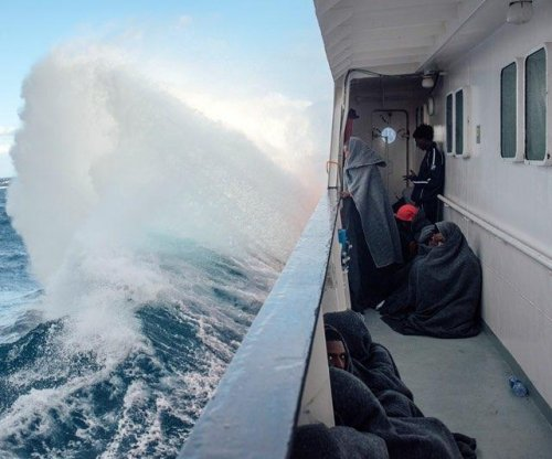 Diary of a rescue worker on the Mediterranean Sea