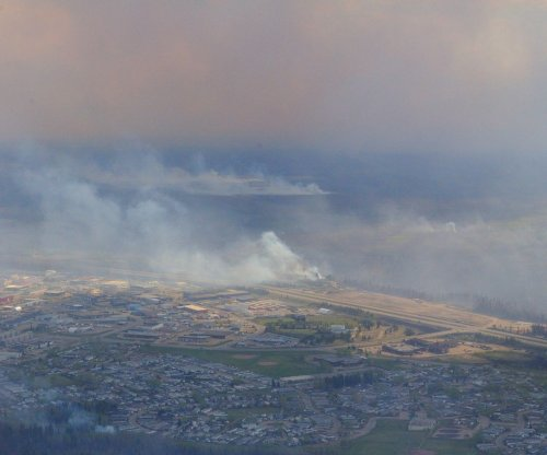 Relief continues for Canadian municipality hit by wildfires
