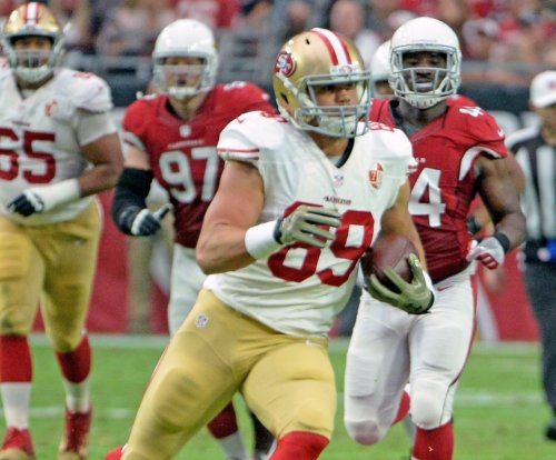 Pittsburgh Steelers trade for TE Vance McDonald from San Francisco 49ers