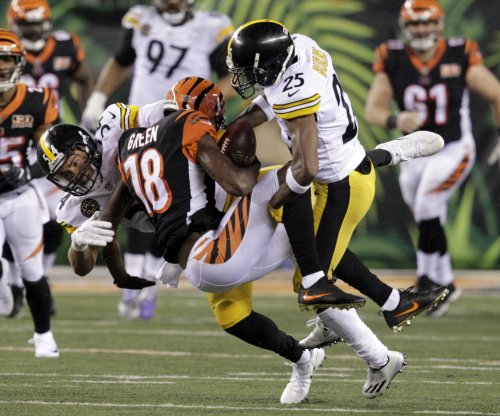 Pittsburgh Steelers CB Artie Burns (knee) expects to play vs. Jacksonville Jaguars