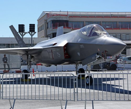 Navy awards Lockheed $481M for F-35 spare parts