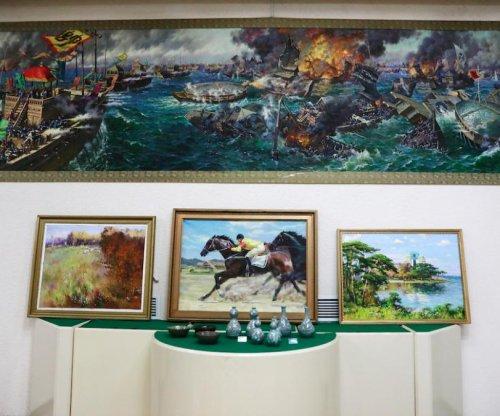 U.N.: North Korea art exhibit in UAE could violate sanctions