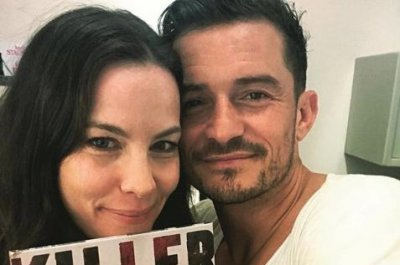 'Lord of the Rings' co-stars Orlando Bloom, Liv Tyler reunite