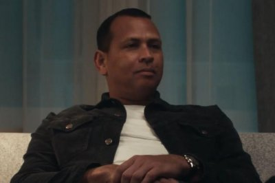 Alex Rodriguez eats snacks with Mr. Peanut in Super Bowl ad teaser