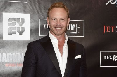 Ian Ziering to star in Syfy's 'Zombie Tidal Wave' TV movie