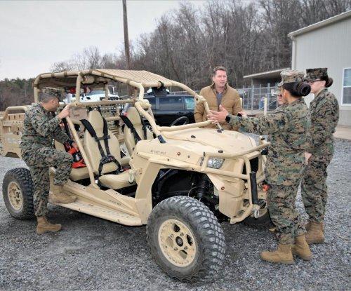 Marines integrate upgrades to off-the-shelf UTVs