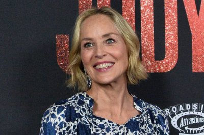Sharon Stone announces memoir 'The Beauty of Living Twice'