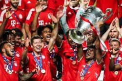 Bayern Munich beats PSG to win sixth Champions League title