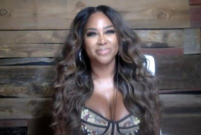 Kenya Moore wishes she had 'distanced' herself from Apollo Nida