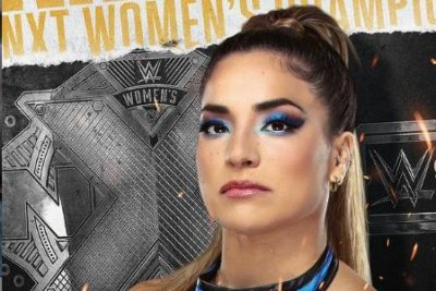 WWE NXT Takeover: Raquel González becomes NXT Women's Champion