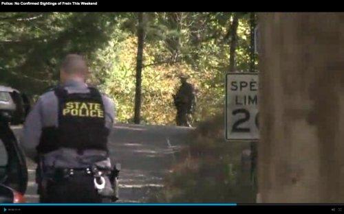 Police found Eric Frein note detailing plot