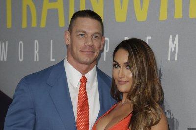 Nikki Bella gushes about boyfriend John Cena