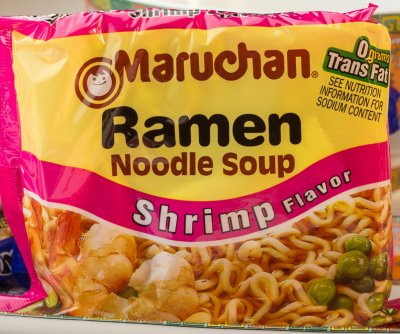 Study: Ramen noodles replacing cigarettes as primary currency among U.S. prison population