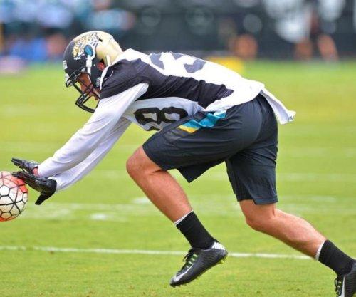 Jacksonville Jaguars release rookie Charlie Miller via injury settlement