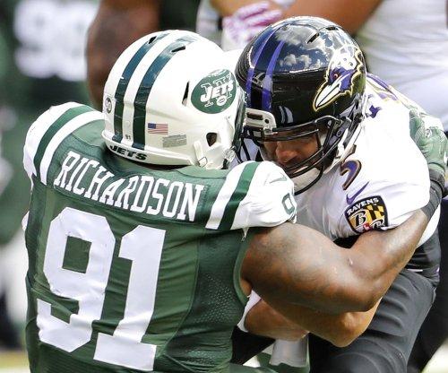 New York Jets' Sheldon Richardson rips former teammate Brandon Marshall again
