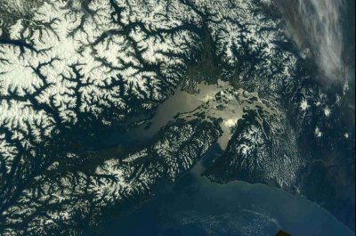 NASA celebrates National Parks Week with park photos from space