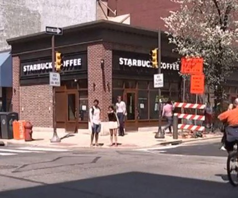 Two men settle with Starbucks, Philadelphia after arrest