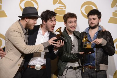 Mumford & Sons' 'Delta' tops the U.S. album chart