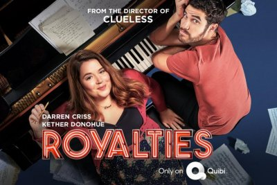 'Royalties,' starring Darren Criss, to premiere June 1 on Quibi