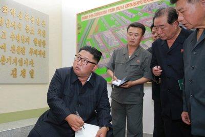 Report: Medical school in North Korea smuggled in South Korean supplies