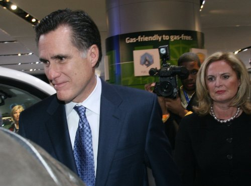 Report: Republicans least like Romney