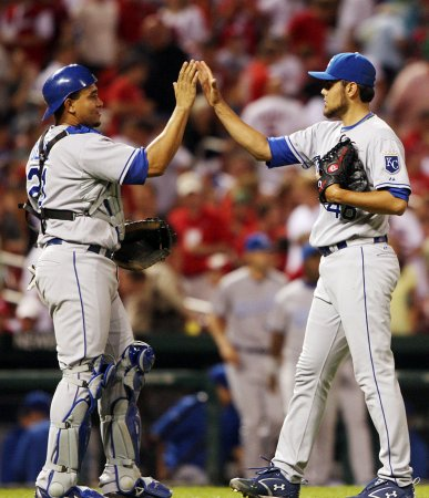 MLB: Kansas City 9, Detroit 2