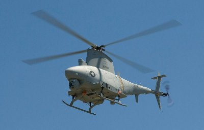 Fire Scout unmanned helicopter readied for sea-based flight testing