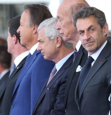 Nicolas Sarkozy calls case against him 'political'