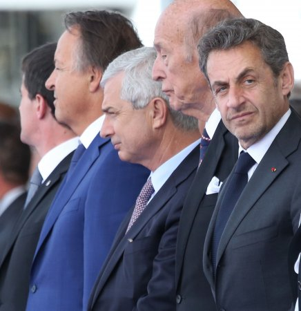 Nicolas Sarkozy calls case against him 'political'