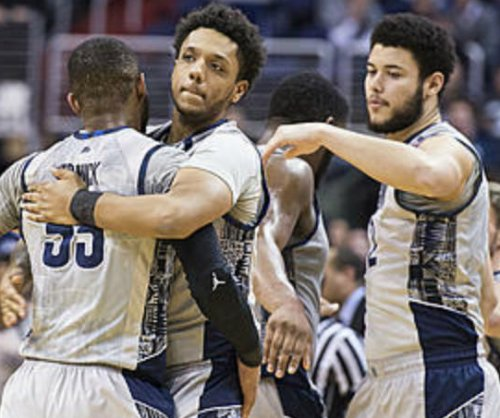 Copeland, Smith-Rivera both score 17 as Georgetown upsets 'Nova