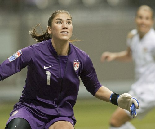 Soccer star Hope Solo suspended, possibly for husband's DWI
