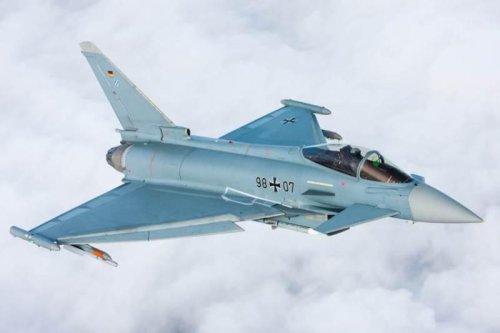 Airbus DS enhances Eurofighter Typhoon