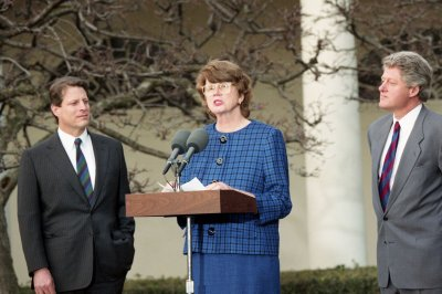 Janet Reno, first female U.S. attorney general, dies at 78 of Parkinson's