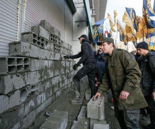 Ukraine sanctions five Russian banks