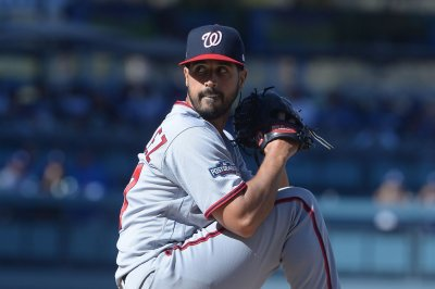Gio Gonzalez tames New York Mets as Washington Nationals win 6th in a row