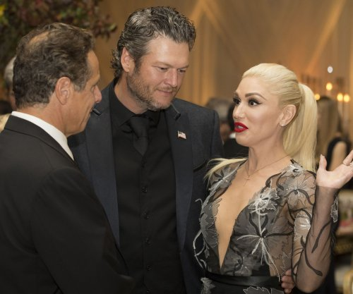 Gwen Stefani shares photos of her birthday boy beau Blake Shelton