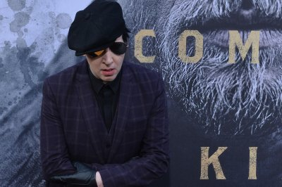 Marilyn Manson: 'Today I lost my father, Hugh Warner'