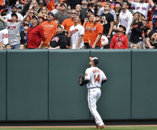 Craig Gentry's hit gives Baltimore Orioles walk-off win over Kansas City Royals