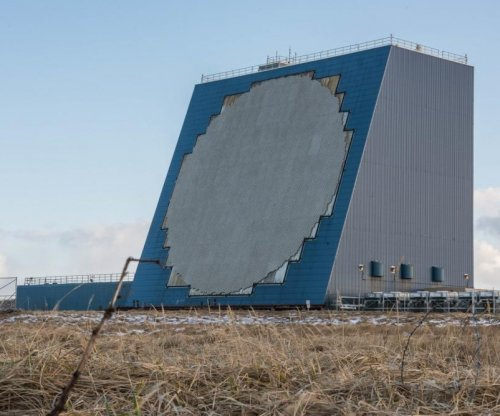 Raytheon contracted for Cobra Dane radar support