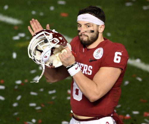2018 NFL Draft: Baker Mayfield 'likes' tweet predicting him as No. 1 overall pick