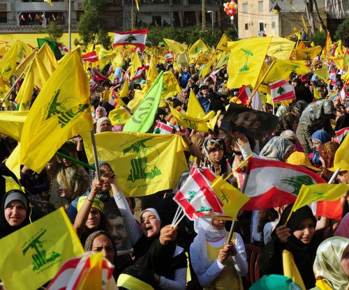 U.S. sanctions Lebanese businessman, companies for assisting Hezbollah