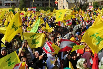 U.S. sanctions Lebanese businessman, companies for assisting Hezbollah