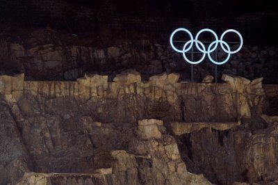 Olympics: Tokyo stages test event, says all new venues finished