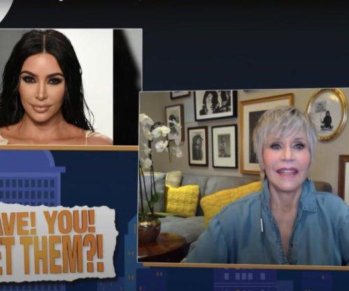 Jane Fonda recalls run-in with Kim Kardashian and her 'amazing behind'