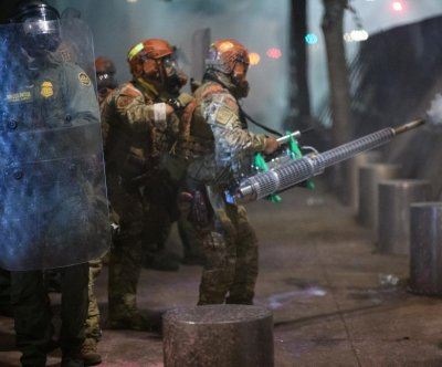 Environmental groups sue DHS over use of tear gas in Portland