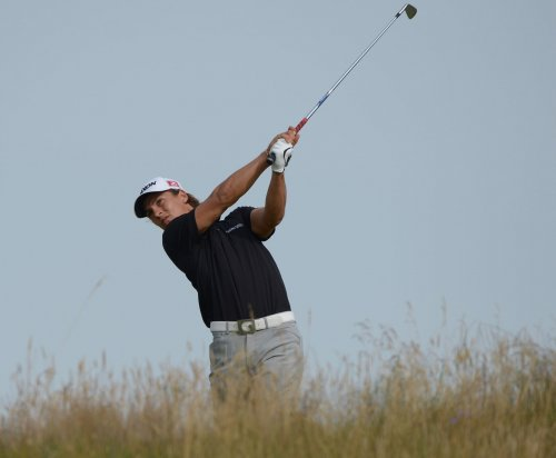Olesen moves to front at Lyoness Open