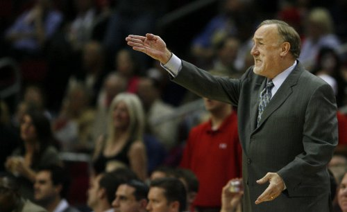 Adelman out as Houston Rockets coach
