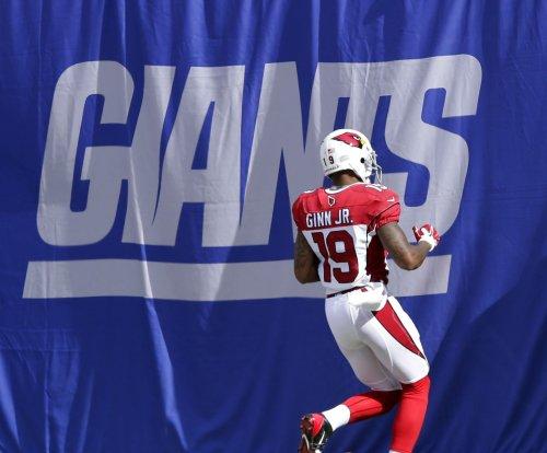 Arizona Cardinals release Ted Ginn