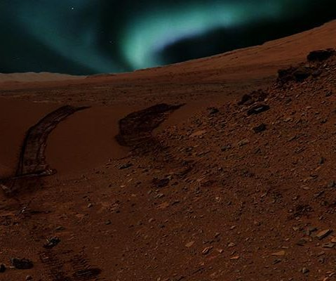 Study illuminates similarities between Mars, Earth aurorae