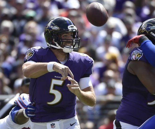 Baltimore Ravens are 2-0, but are not off and running